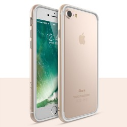 Apple iPhone 7 Plus TOTU Evoque Series PC Bumper Guld