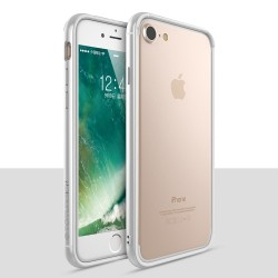 Apple iPhone 7 Plus TOTU Evoque Series PC Bumper Sølv
