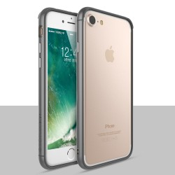 Apple iPhone 7 Plus TOTU Evoque Series PC Bumper Grå