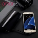 Power Bank AMORUS S1 2.1A 10400mAH Sort