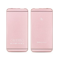 Power Bank HOCO UPB03 6000mAH til iPad iPhone Samsung Sony Pokemon m fl Rosa Guld