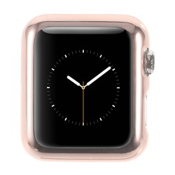 Apple Watch 42mm TORRAS PC Case Rosa Guld