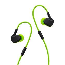 Apple HOCO ES1 Sports V4.1 Bluetooth høretelefon med Fjrenbetjening Grøn