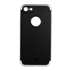 Apple iPhone 7 JOYROOM Blade Series Mat TPU Cover Sølv