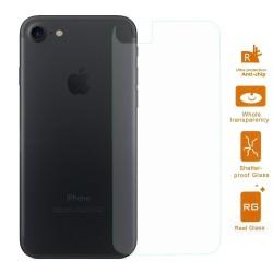 iPhone 8 CALANS Beskyttelsesglas til Bagsiden 0.3mm Gennemsigtig