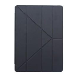 """Origami Stand Læder Cover til iPad Pro 12.9"""" - Sort"""
