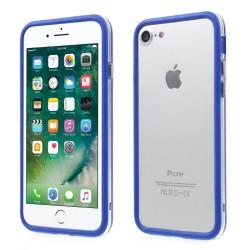 Apple iPhone 7 TPU + PC Bumper Blå