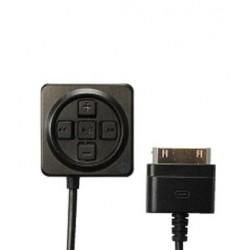 Deep Bass - HIGH PERFORMANCE hovedtelefonforstærker til iPod / iPhone / iPad - SORT