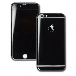 Apple iPhone 6S GLOSSY BLACK Skin