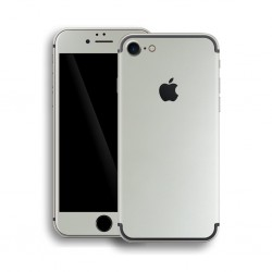 Apple iiPhone 7 SATIN PEARL WHITE Skin Hvid