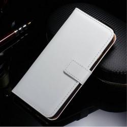 Apple iPhone 7 Læder Pung Hvid