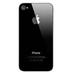 Backcover Replacement til iPhone 4S Black