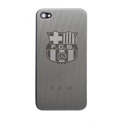 Aluminum Alloy Metal Bumper Case For iPhone 4S - Grey