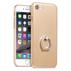 Apple iPhone 7 HOCO Shining Star Series Finger holder Cover Guld