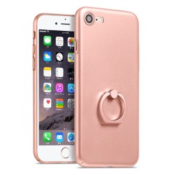 Apple iPhone 7 HOCO Shining Star Series Finger holder Cover Rosa Guld