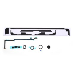Apple iPad Air Replacements Kit 7-in-1 OEM Home Button Flex Cable + Home Button + Camera Holder Etc  Sort