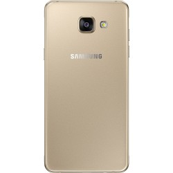 SAMSUNG GALAXY A5 (2016) Bag Cover Reparation Guld