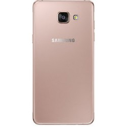 SAMSUNG GALAXY A5 (2016) Bag Cover Reparation Pink
