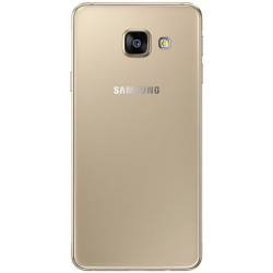 SAMSUNG GALAXY A3 (2016) Bag Cover Reparation Guld