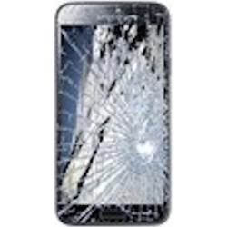 SAMSUNG GALAXY S5 LCD Display og Glas Reparation Sort