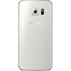 SAMSUNG GALAXY S6 Bag Cover Reparation Hvid