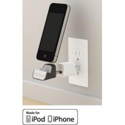 Bluelounge MiniDock til iPhone, iPod og Shuffle