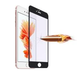 iPhone 6 / 6S Beskyttelsesglas 0,3mm HD-Ultra Clear Sort
