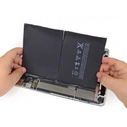 Holder i læder til iPad mini/iPad mini-Retina - RØD