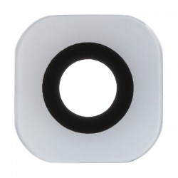 SAMSUNG GALAXY S6 Edge Bag Kamera Linse Udskiftning Hvid