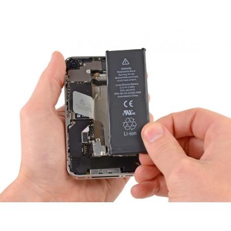 Udskiftning af iPhone 4S Batteri