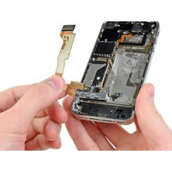 Udskiftning af iPhone 4 Dock Connector