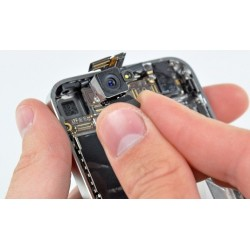 Udskiftning af iPhone 4S Kamera