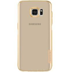 Samsung Galaxy S7 Edge G935 NILLKIN Nature Tynd Plastik Cover Brun