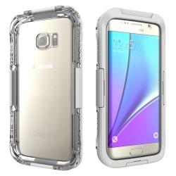 Samsung Galaxy S7 edge G935 10M Underwater Vandtæt Hvid