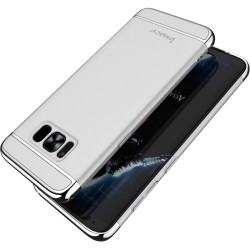 Samsung Galaxy S8 G950 3-in-1 Electroplating IPAKY Sølv