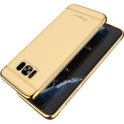 Samsung Galaxy S8 G950 3-in-1 Electroplating IPAKY Guld