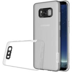Samsung Galaxy S8 SM-G950  NILLKIN 0.6mm Nature Plastik Cover Gennemsigtig