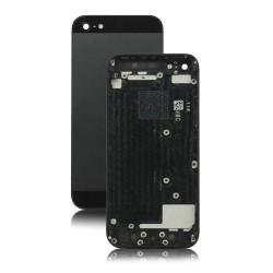 Udskiftning af iPhone 5 Bagcover (Sort/Grå)