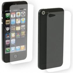 Høj kvalitet 2 i 1 (Front+Bag) Klar LCD Skærmbeskyttelse til iPhone 5 (Japan Concept)
