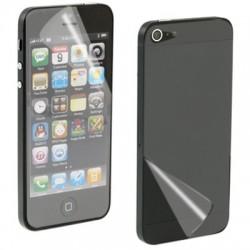 Høj kvalitet 2 i 1 (Front+Bag) Anti Glare LCD Skærmbeskyttelse til iPhone 5 (Japan Concept)