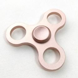Finger Spinner Aluminum GYRO Rosaguld