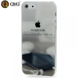 QYG Høj Kvalitet Krystal Cover til iPhone 5/5S