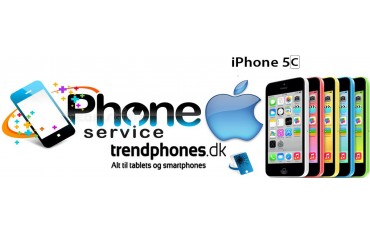 iPhone 5C Reparation