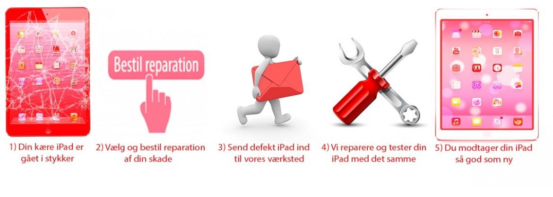 iPad Reparation