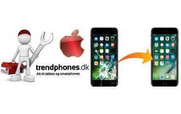 iPhone 6S Plus Reparation