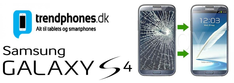 Samsung Galaxy S4 Reparation