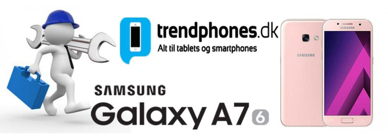 Samsung Galaxy A7 (2017) Reparation
