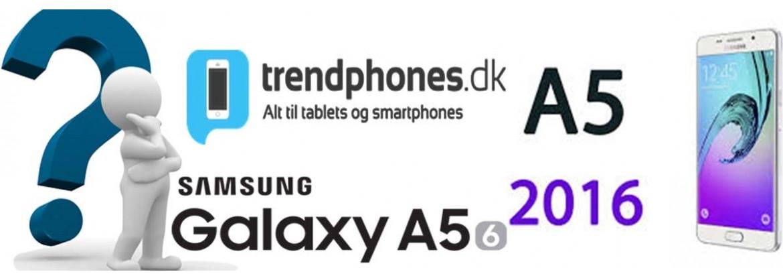 Samsung Galaxy A5 (2016) Reparation