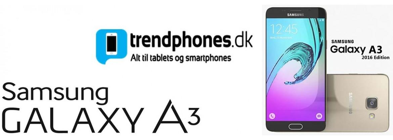 Samsung Galaxy A3 (2016) Reparation