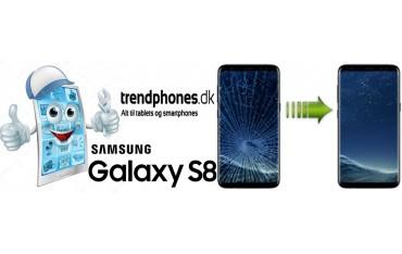 Samsung Galaxy S8 Reparation